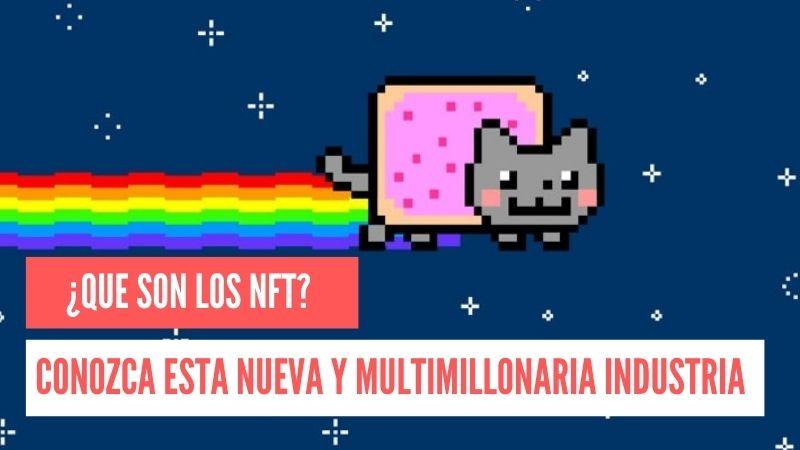 Nayn Cat primer meme vendido como NFT