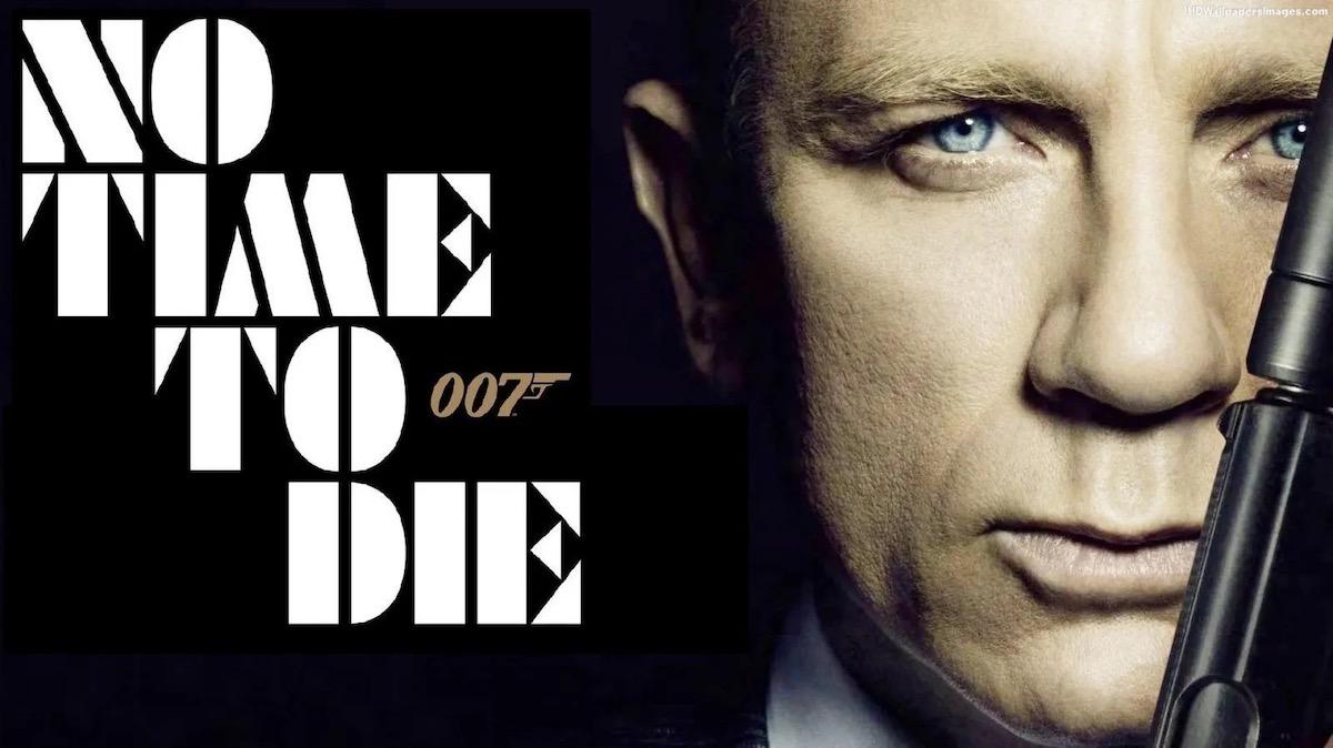 Poster de la película No Time to Die