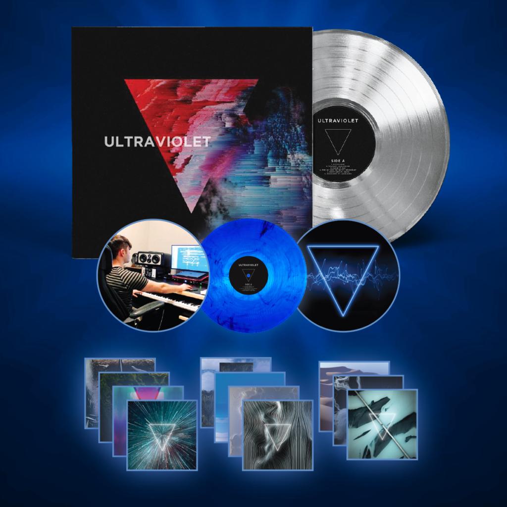 Colección de NFT del álbum Ultraviolet de 3LAU