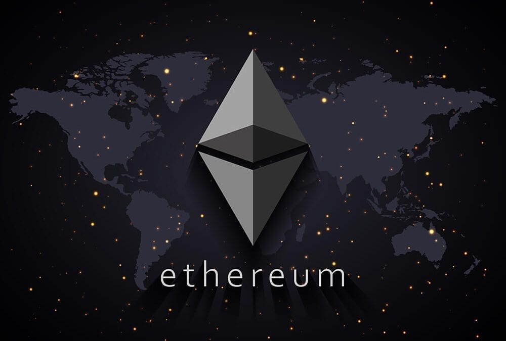 Imagen del logo de Ethereum