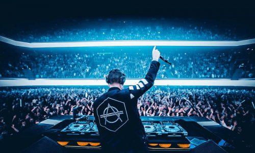 DJ Don Diablo en concierto