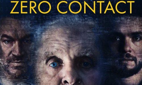 Afiche de la película NFT Zero Contact